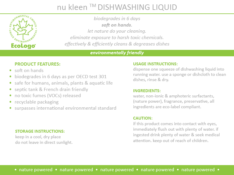 Philclassic Products Nu Kleen Household Cleaning Products